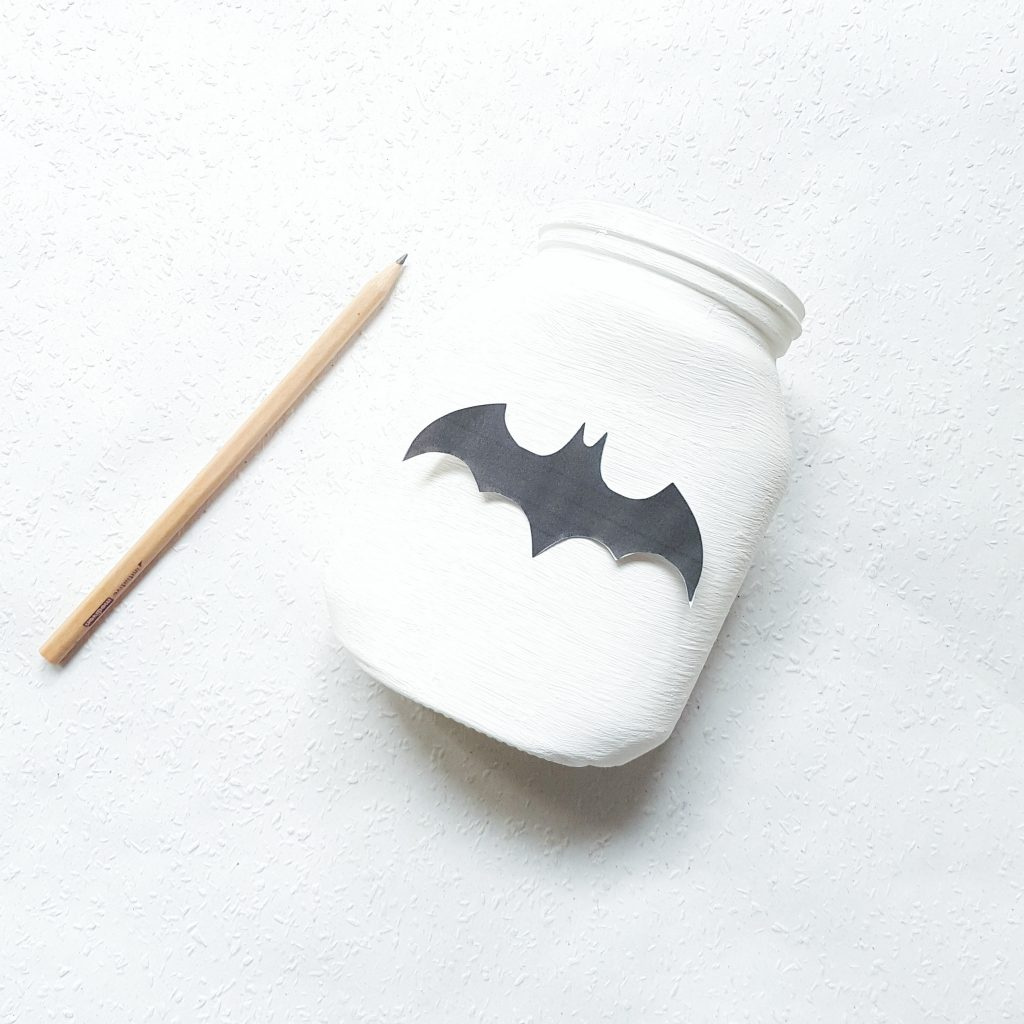 DIY Batman Spardose