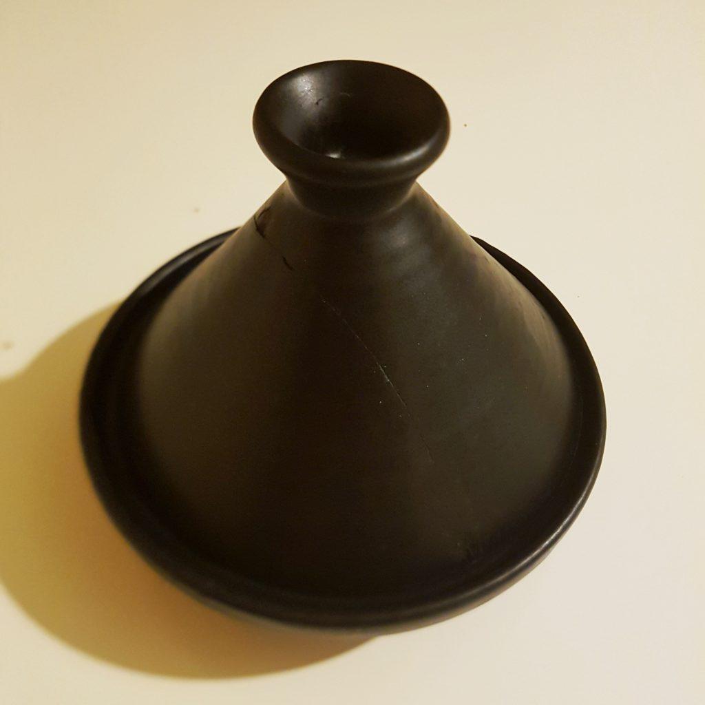 Kintsugi Keramik DIY in Schwarz-Gold