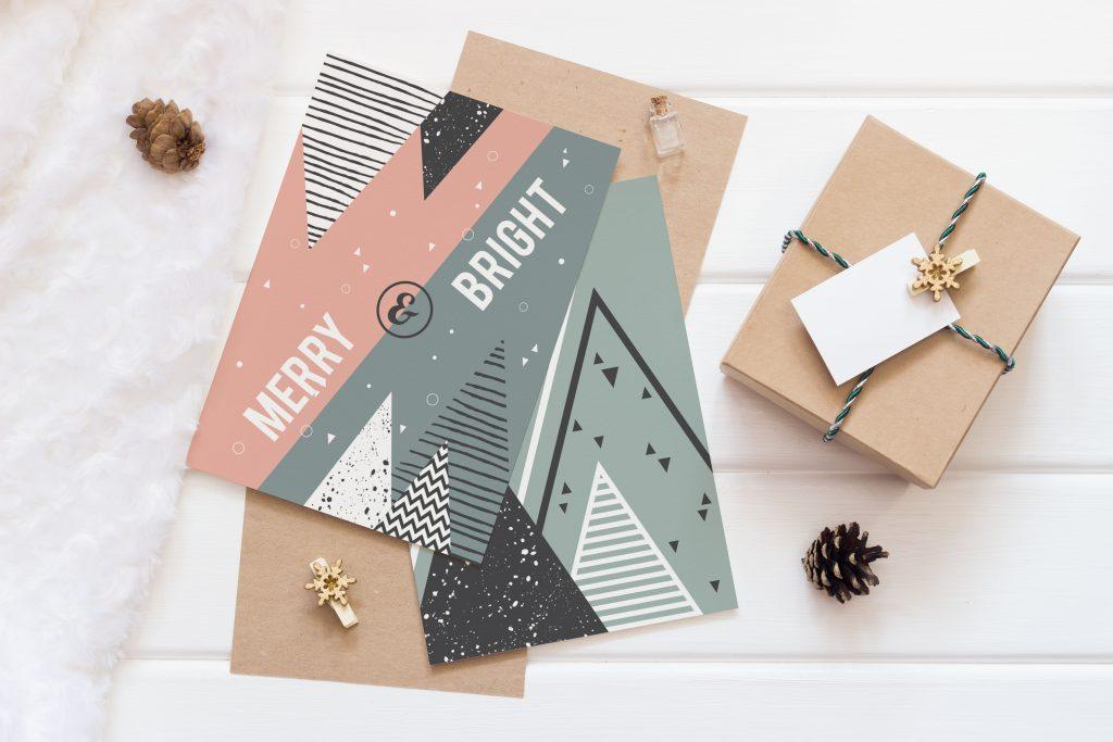 weihnachtskarten zum gratis download wundersch nes chaos. Black Bedroom Furniture Sets. Home Design Ideas