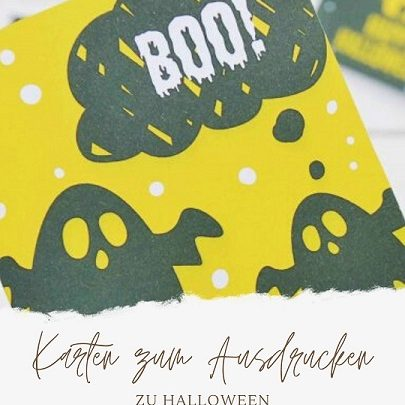 Halloween-Karten