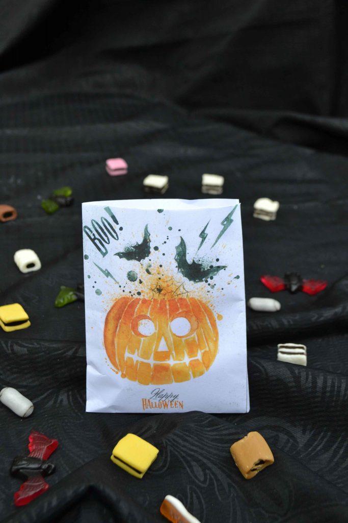 Halloween Naschtüten