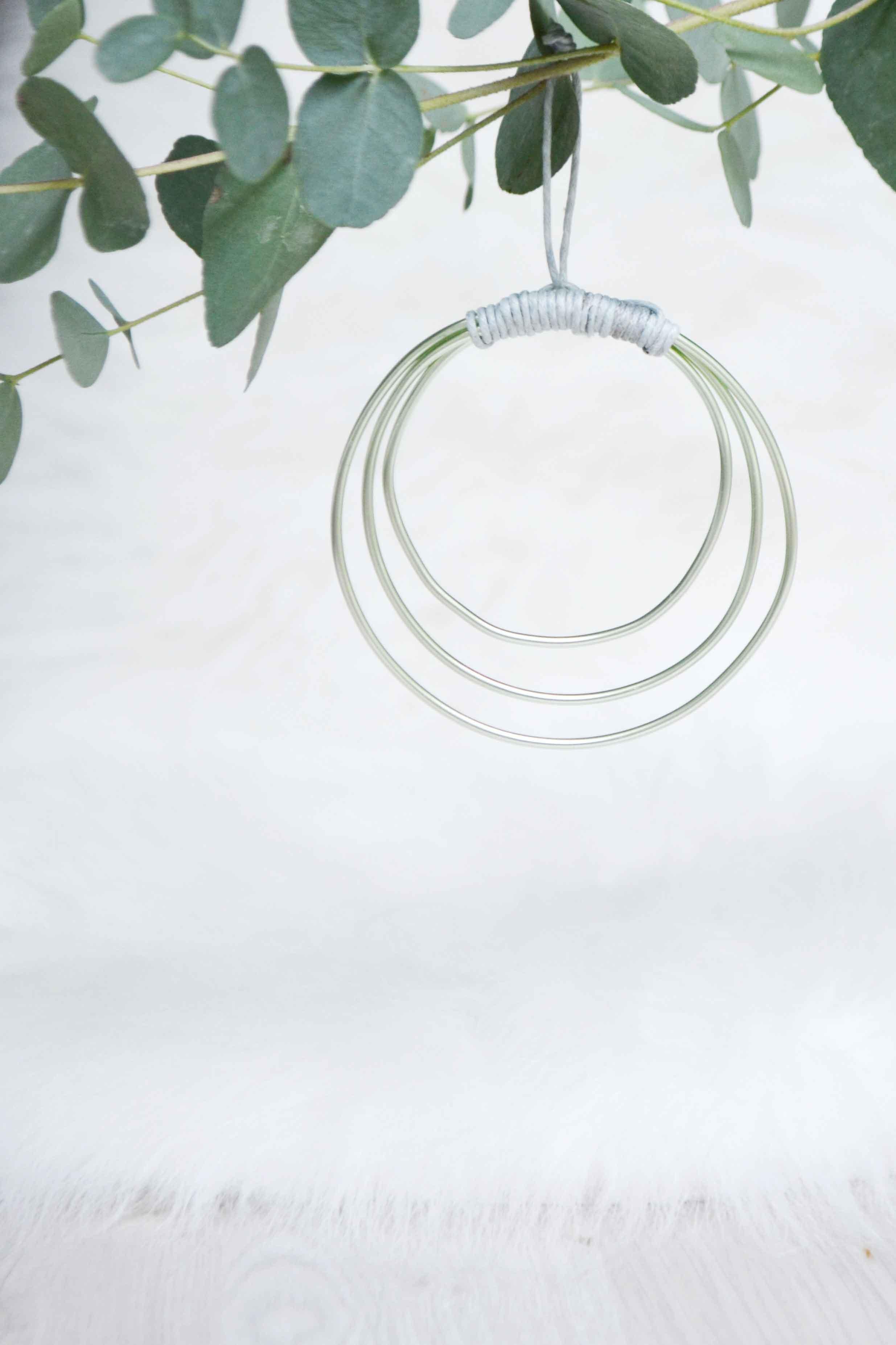 Aluminiumdraht-Ornament