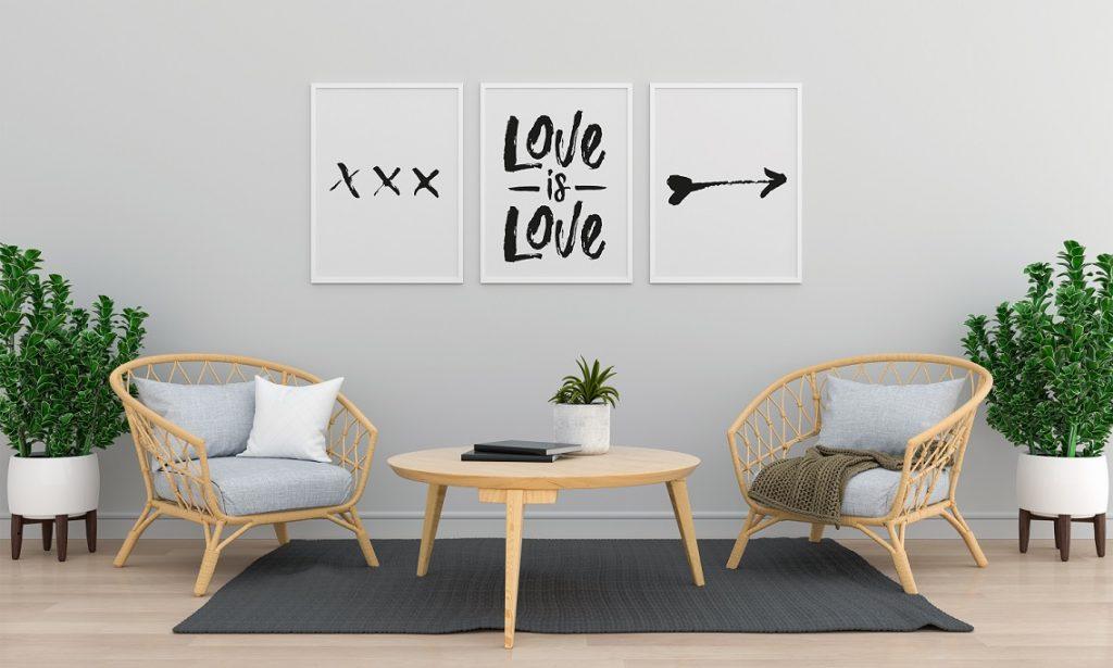 Valentinstag Prints