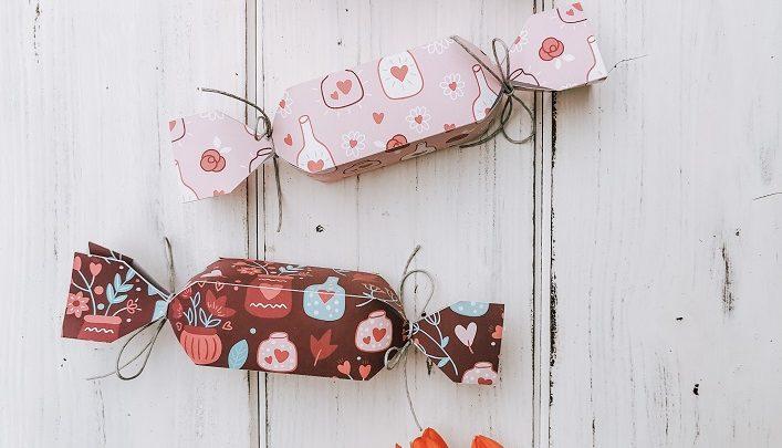 Candy Popper Valentinstag