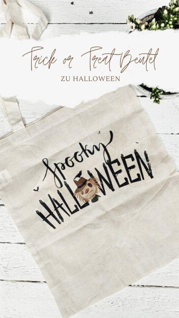 Halloween Beutel