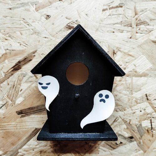 Mini Geisterhaus