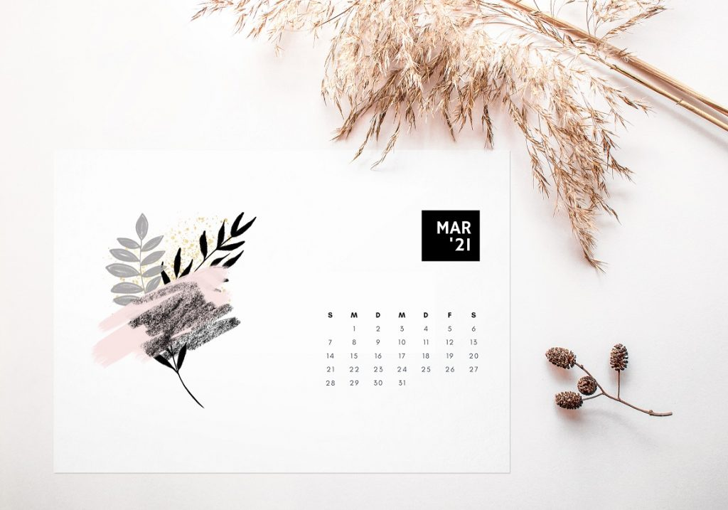 Kalender 2021 zum gratis Download